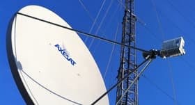 backhaul celular satelital