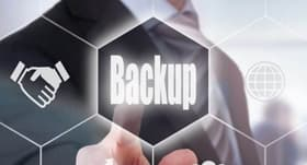 enlace satelital backup