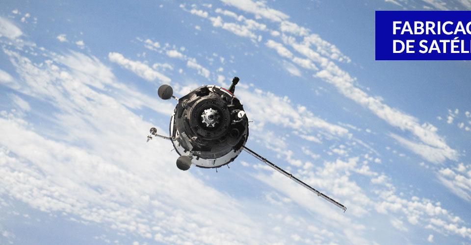 Consideraciones de fabricación de satélites
