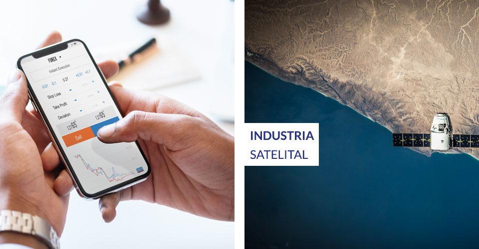 evolucion de la industria sateliltal