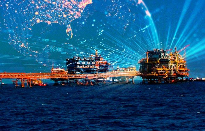 La importancia de la conectividad en las plataformas petroleras