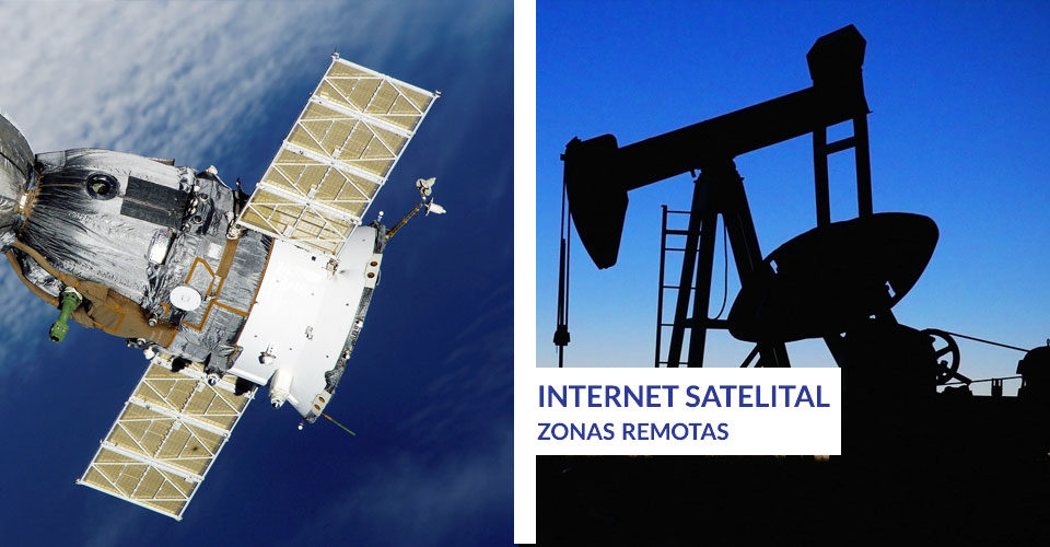 Internet satelital en zonas rurales y remotas
