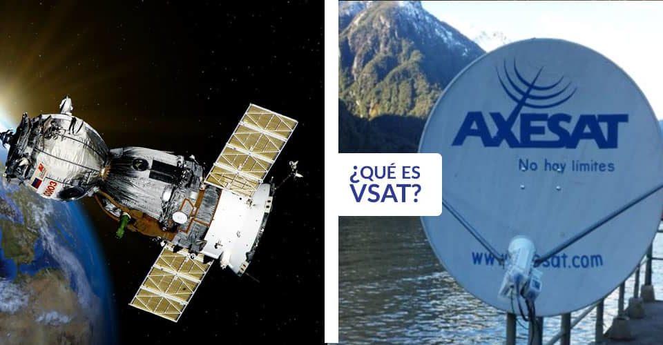 tecnologia satelital vsat