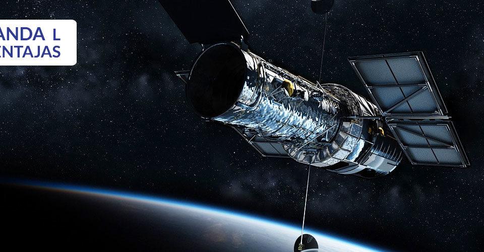 Frecuencia satelital Banda L