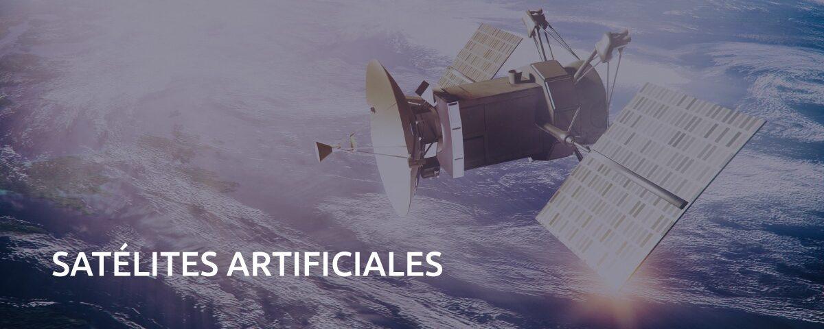 satelites artificiales