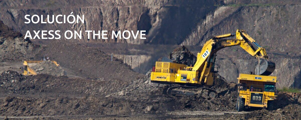 AxoM: AXESS on the move. Solución de conectividad satelital en movimiento
